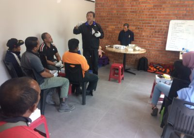 Occupational First Aid Training at Eng Lian by OHS Network Sdn Bhd (19)