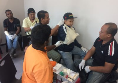 Occupational First Aid Training at Eng Lian by OHS Network Sdn Bhd (21)