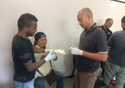 Occupational First Aid Training at Eng Lian by OHS Network Sdn Bhd (26)