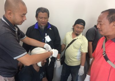 Occupational First Aid Training at Eng Lian by OHS Network Sdn Bhd (29)