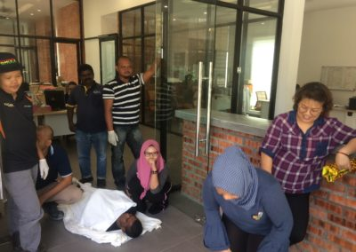 Occupational First Aid Training at Eng Lian by OHS Network Sdn Bhd (41)
