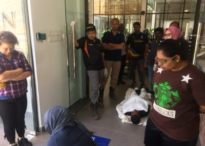 Occupational First Aid Training at Eng Lian by OHS Network Sdn Bhd (43)