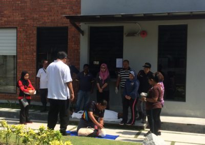Occupational First Aid Training at Eng Lian by OHS Network Sdn Bhd (44)