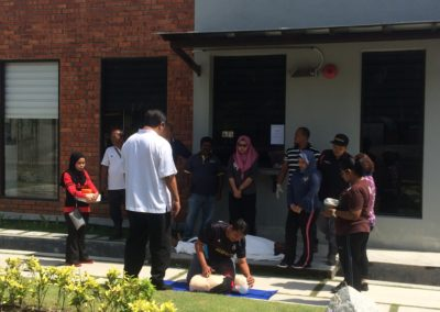 Occupational First Aid Training at Eng Lian by OHS Network Sdn Bhd (45)