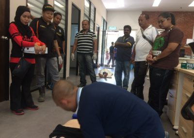Occupational First Aid Training at Eng Lian by OHS Network Sdn Bhd (49)