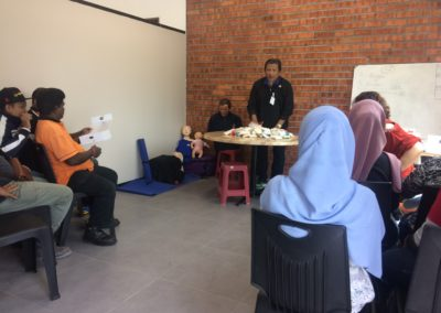 Occupational First Aid Training at Eng Lian by OHS Network Sdn Bhd (7)